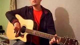 ray charles I got a woman acoustic cover