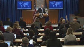 Госдепартамент США потребовал от Росссии вернуть Крым Украине