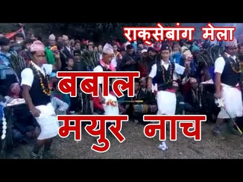 पाचाबांगी मयुर नाच / राक्सेबंग मेला