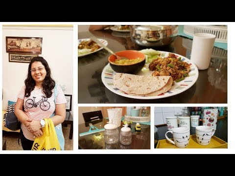 My First Wednesday Vlog | Shopping | Mix Veg Paneer Recipe & Channa Dal with Bottle Goud Recipe