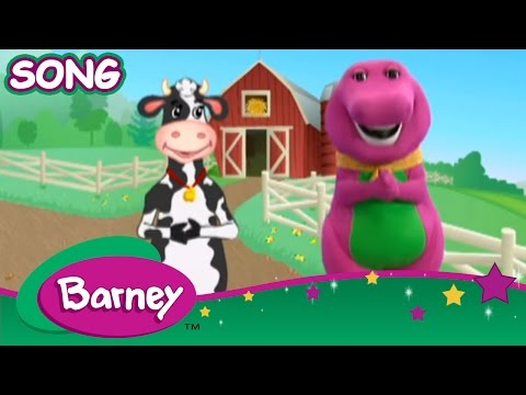 Barney - Old MacDonald Song (30 Minutes)