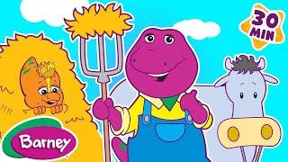 Barney - Eski MacDonald Şarkı (30 Dakika)