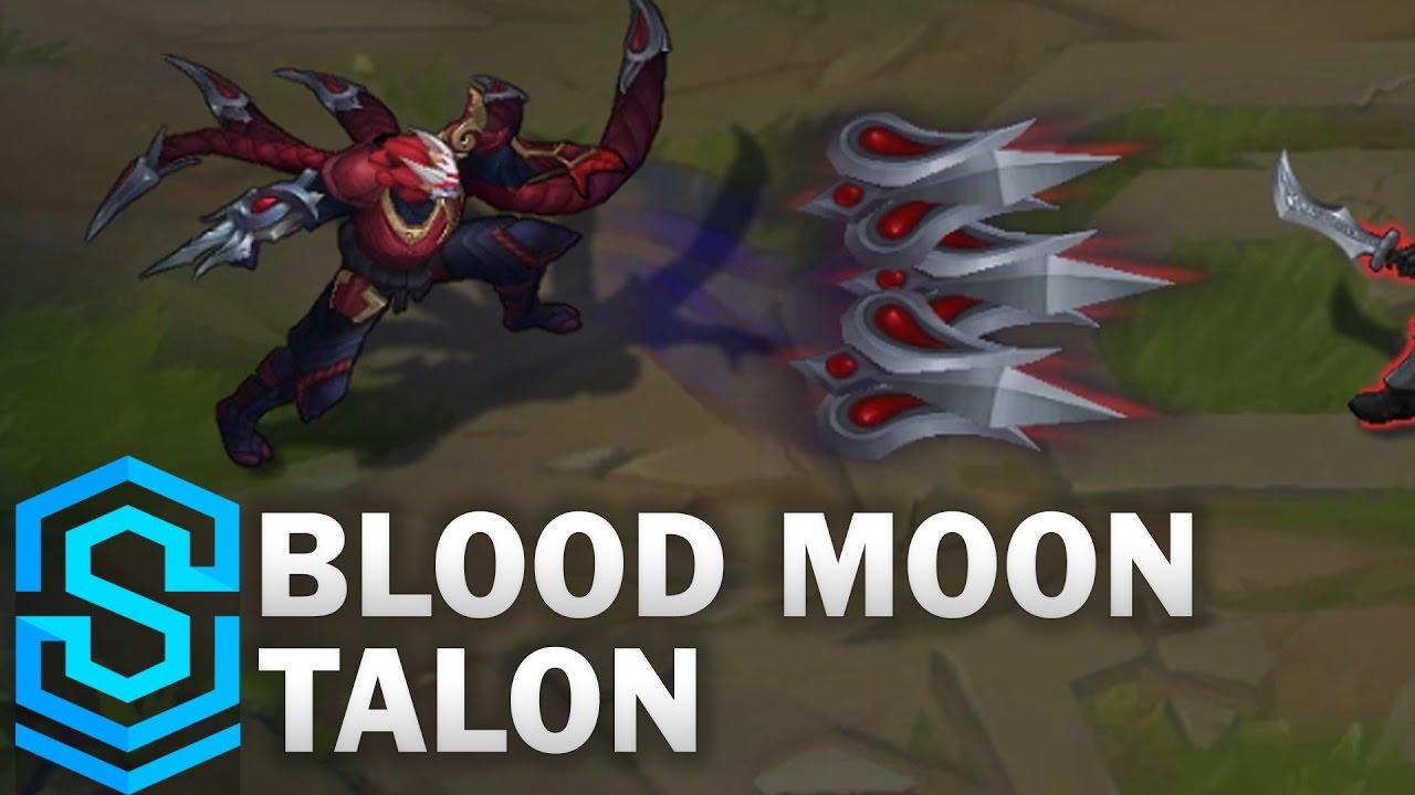 bloodmoon game