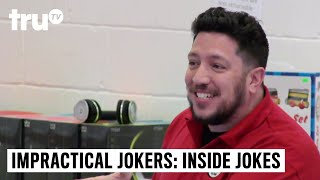 Impractical Jokers: Inside Jokes - What's Worse? Injuring Your Gloop or Flub? | truTV
