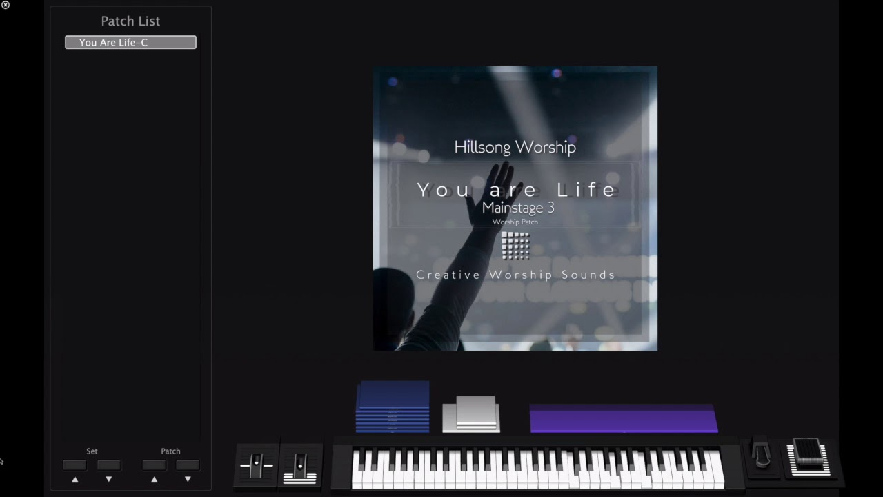 You Are Life-C — Creative Worship Sounds