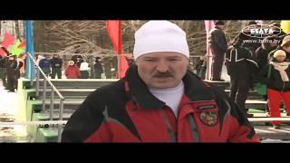 Приколы про Лукашенко Батька о голубых и розовых Юмор и приколы