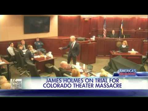 Colorado theater massacre trial continues