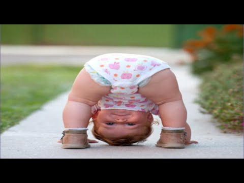 Funny Baby Moments Will Make us Laugh