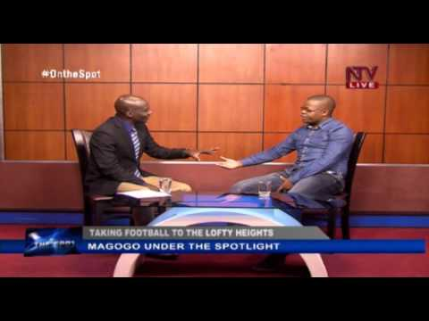 On The Spot: Moses Magogo on Cranes' qualification, Micho's pay and FUFA financial woes