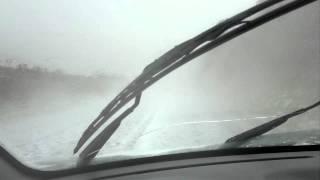 Apos a Chuva de Granizo na BR 267 - Bom Jardim de