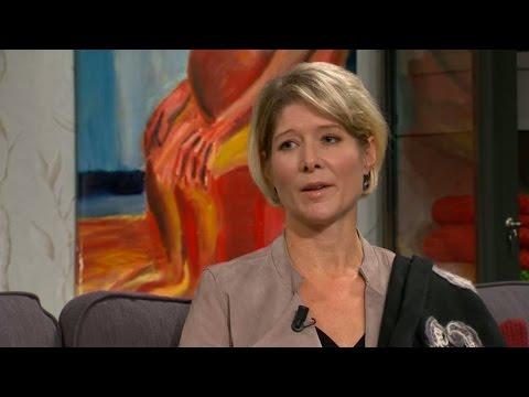 Hennes morfar var SS-man - Malou Efter tio (TV4)