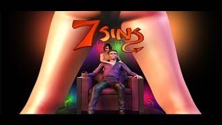 THE 7 SINS эротический симулятор пикапа :)) часть #1