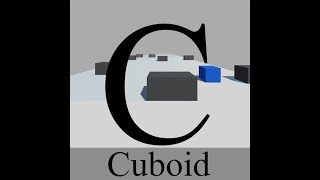 My first game Cuboid