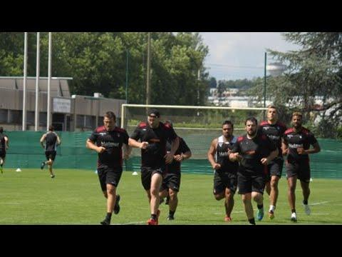 Le LOU Rugby va défier Clermont-Ferrand