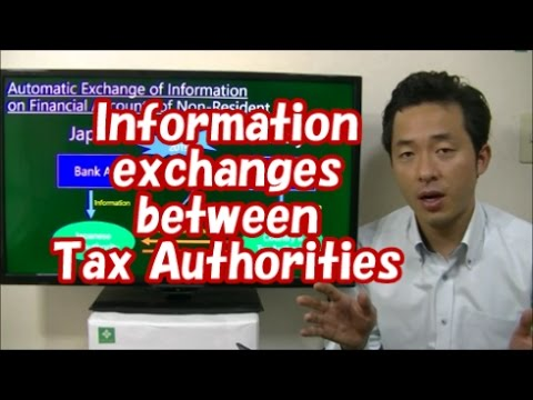 #046 International Information Exchange System - Tax audit in Japan - Business in Tokyo