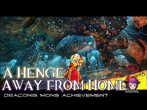 ★ Guild Wars 2 ★ -  A Henge Away from Home achievement