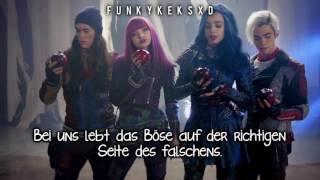 Descendants 2 - Ways To Be Wicked (Deutsche Übersetzung)