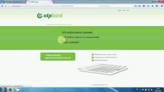 OTP Online   Установка Web шаг 1   Установка Клиент Банк и заказ сертификата