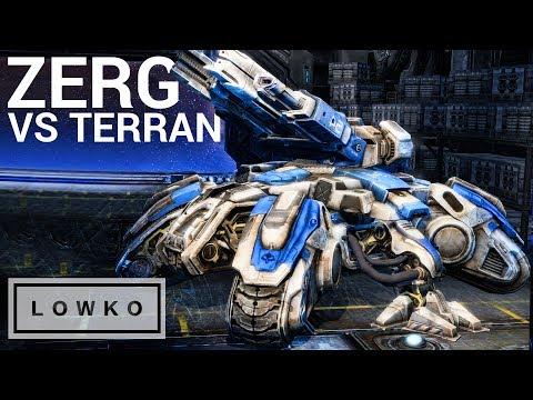 StarCraft 2: EXCEPTIONAL Zerg vs Terran!