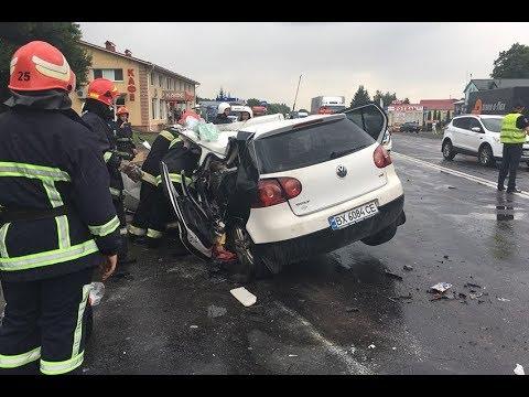 MNSKHM: На Хмельниччині смертельна аварія забрала життя трьох людей