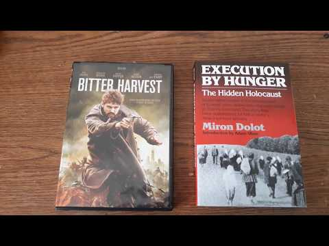 Holodomor Movie Bitter Harvest And Execution By Hunger Book Review