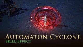 Path of Exile: Automaton Cyclone