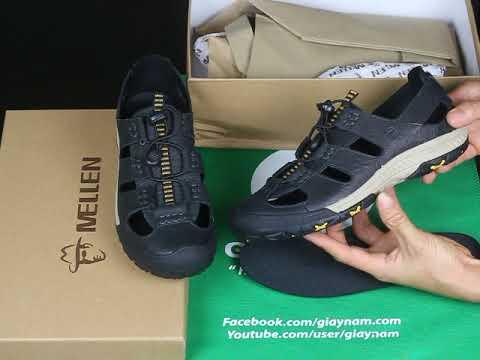Giày Sandal nam cao cấp dành cho hè 2019; MS: GL93035D
