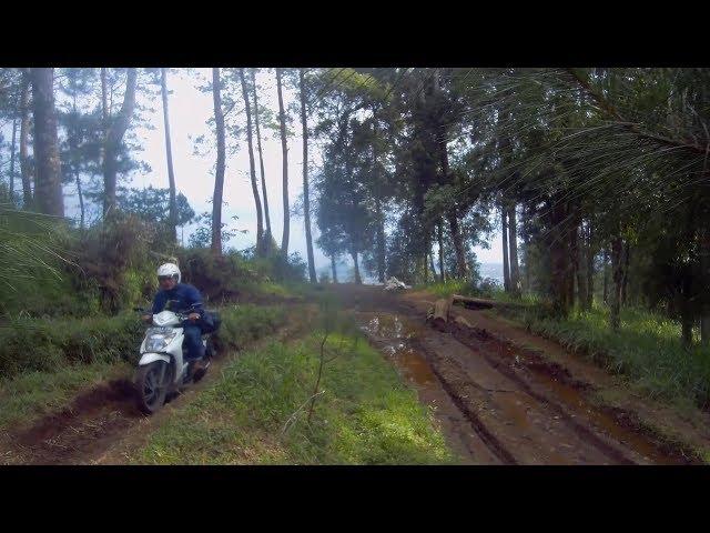 Gunung Putri, Lembang Short Clip | Gitup Git 2 Pro | DJI Spark