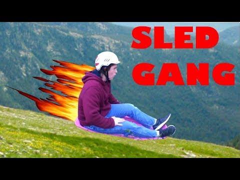 SLED GANG BRO!!!