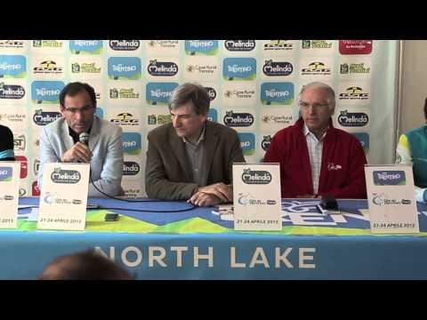 Giro del Trentino Melinda 2015 - Eve's press conference