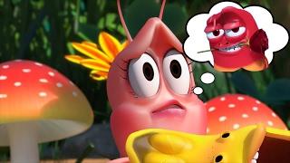 LARVA ❤ VALENTINE 😀 LOVE AFFAIR ★ Cartoon Full Movie Cartoons For Children LARVA