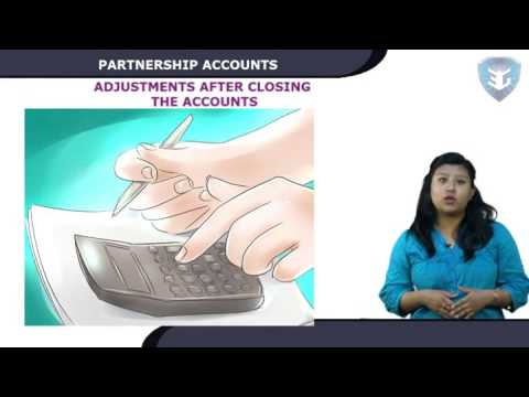 Partnership Accounts NEW