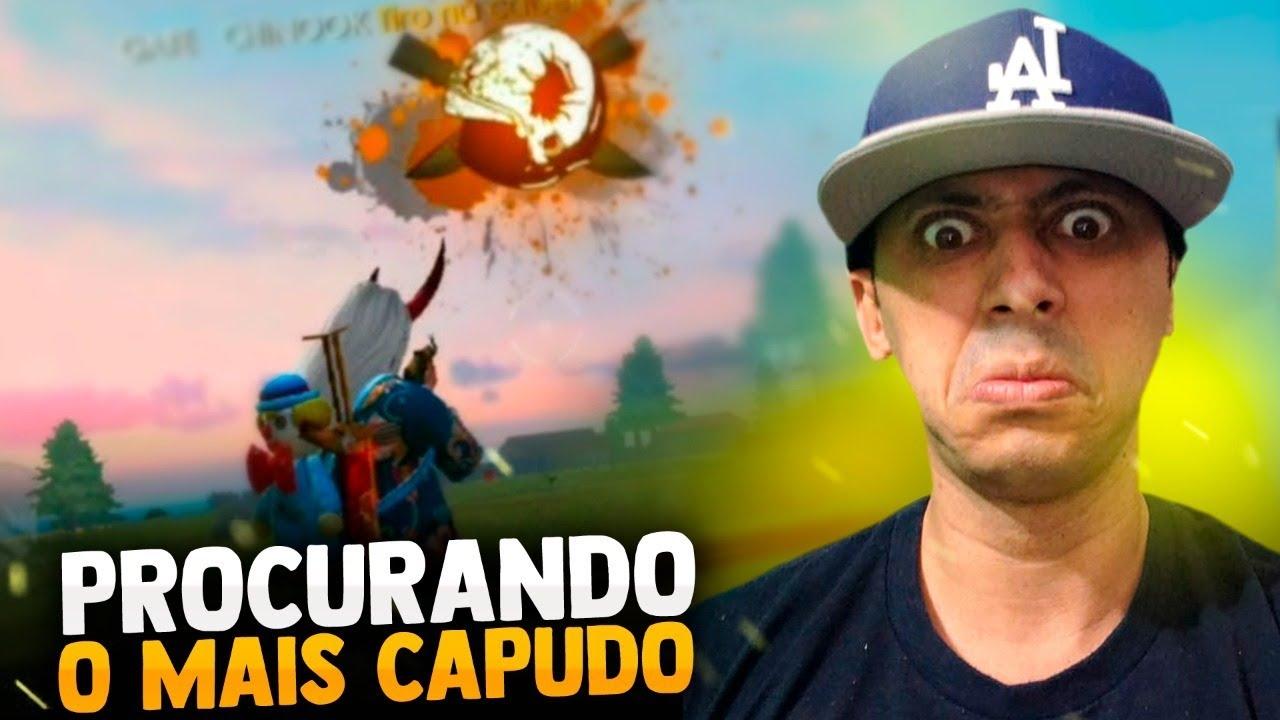 🚩CADÊ OS INSCRITO CAPUDO?! CS RANKED 🔴FREE FIRE AO VIVO - LIVE