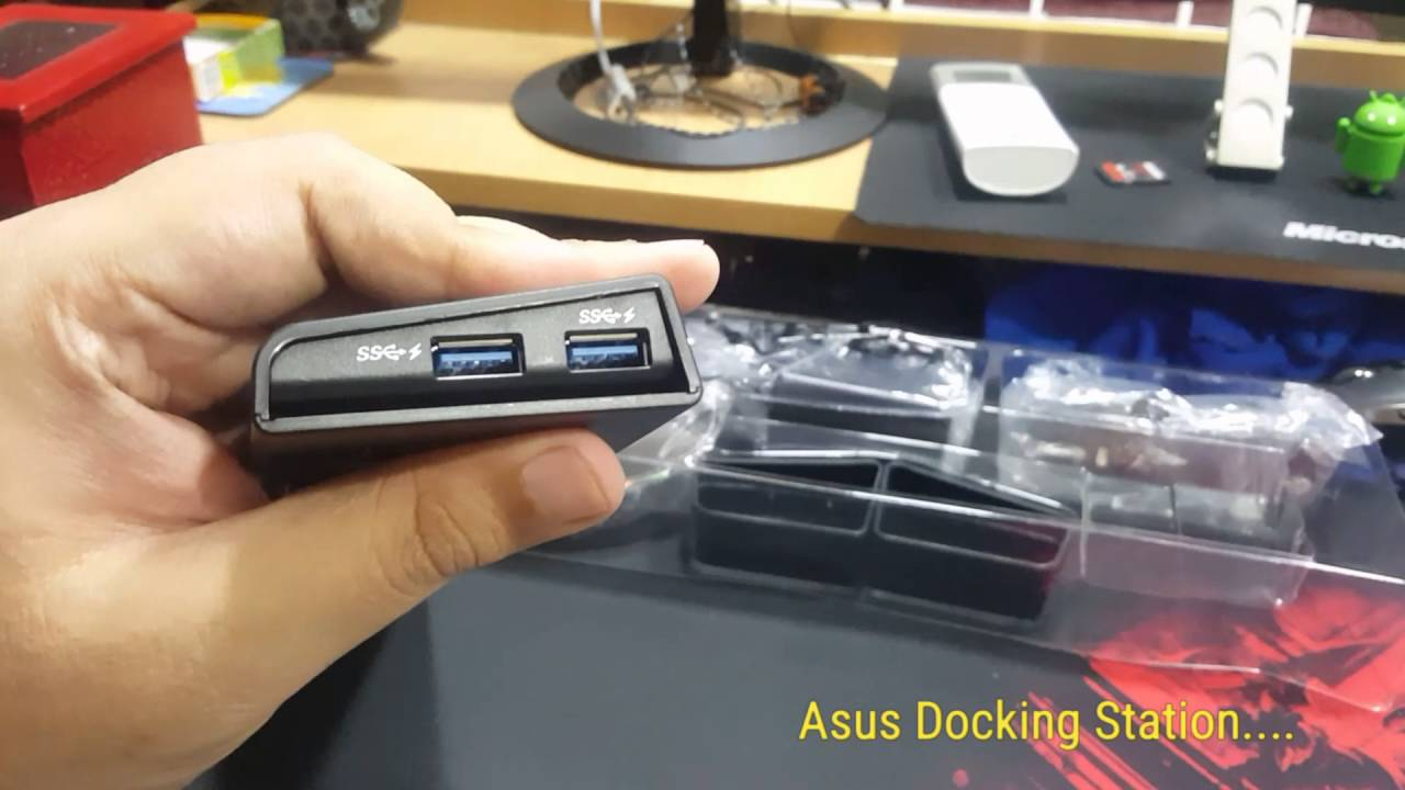 Asus USB Docking Drivers for Windows Download
