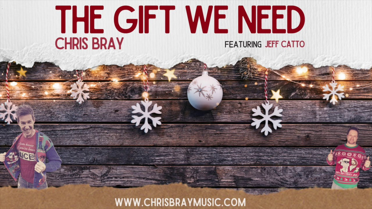 """""""The Gift We Need"""" (Advent/Christmas song)"""