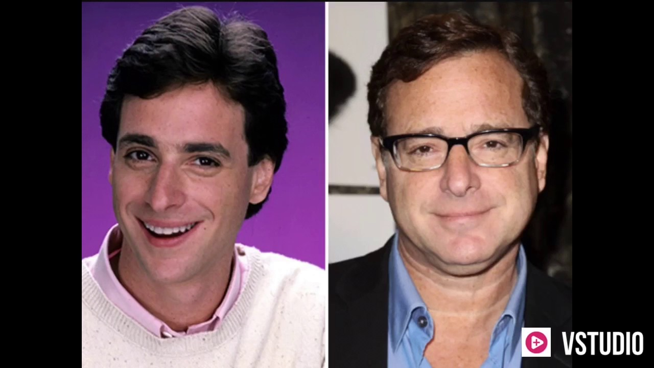 Full house THEN AND NOW - YouTube