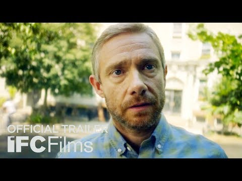 Ode to Joy trailer: A cataplexic Martin Freeman tries to avoid falling in love with Morena Baccarin