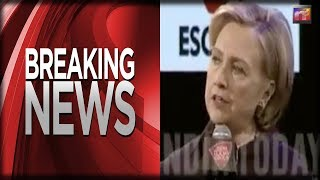 BREAKING: Just Before Hillary Nearly DIED In India She BLAMED Her Closest Ally for her 2016 Loss thumbnail