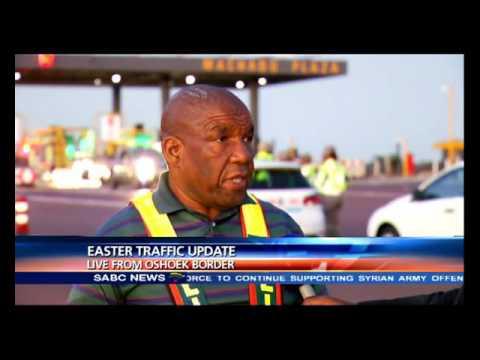 Oshoek Border Post traffic update: Mweli Masilela