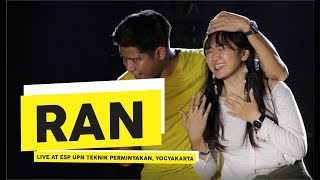 [HD] RAN - Andai Dia Tahu (Live at ESP, 2018 Yogyakarta)
