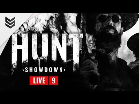 Уничтожаем все живое в HUNT: Showdown