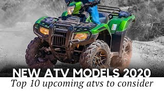 10-new-atv-models-and-best-quad-bikes-on-sale-in-2020