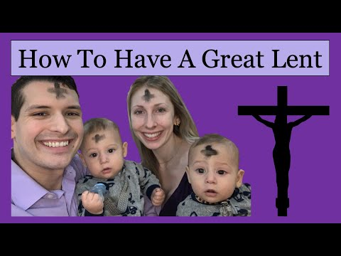 How To Have A Great Lent