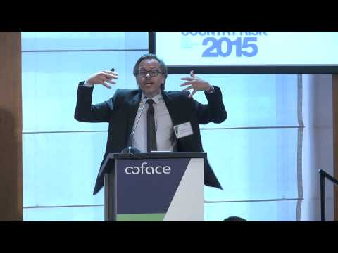 Coface Country Risk Conference 2015 - Evariste Lefeuvre - Europe
