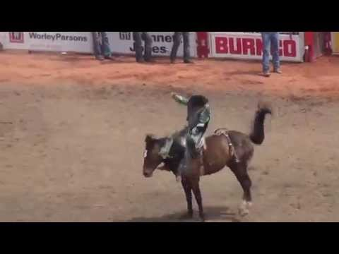 Calgary Stampede Rodeo 2015
