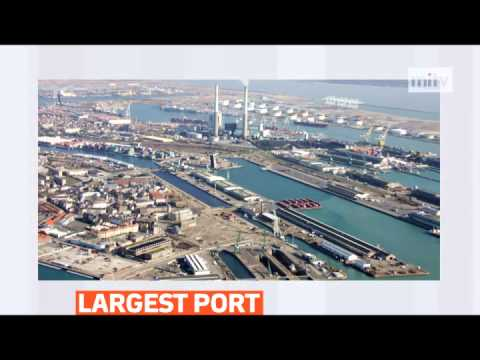 mitv - China and Russia will build one of the largest ports