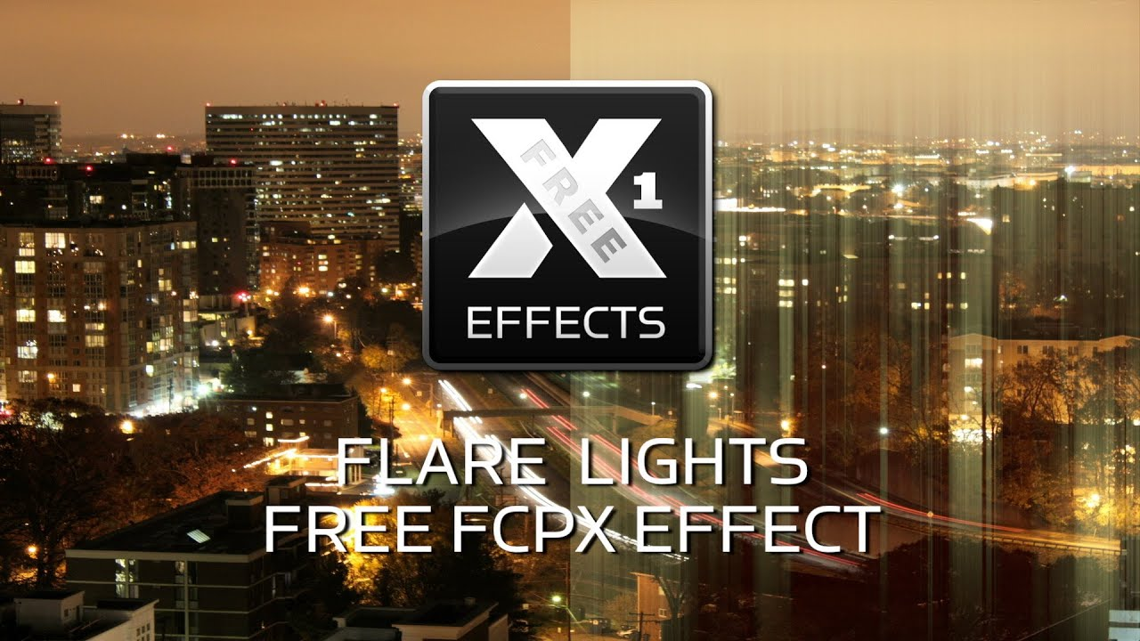 LightLeakLove - 50 Free Plugins for Final Cut Pro X  Free