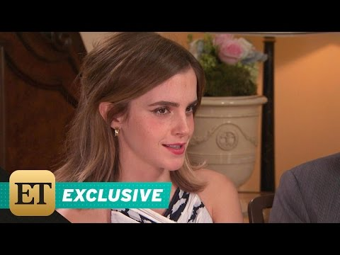 EXCLUSIVE: Emma Watson Says the 'Harry Potter' Cast Has a Group Text Chain Going!