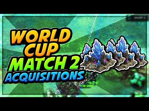 WORLD CUP - THIS IS WHERE HISTORY BEGINS - LoK COMING FOR THE CUP - Clash of Kings