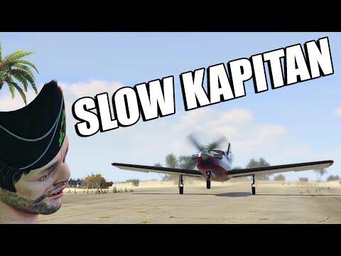 Everytime Pavel Say Kapitan The Video Get Slower, Full Take | GTA Online The Cayo Perico Heist
